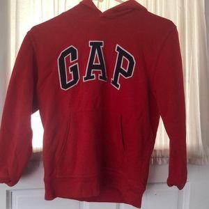 Kids pull over Gap hoodie